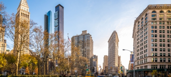 £76 per night | Towering Lower Manhattan base with a tavern, Holiday Inn Manhattan - Financial District, New York