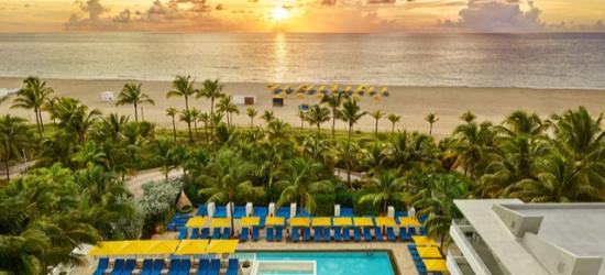 £92 per night | Royal Palm South Beach Miami, Miami Beach, Florida