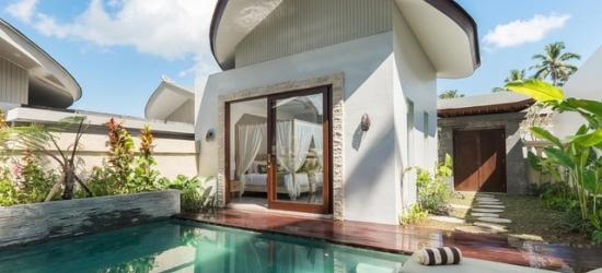 £108 per villa per night | Daun Lebar Villas, Bali, Indonesia