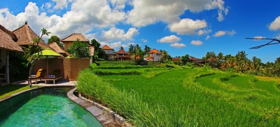 £64 per night | Two tranquil retreats in Ubud and Sanur, Ubud & Sanur