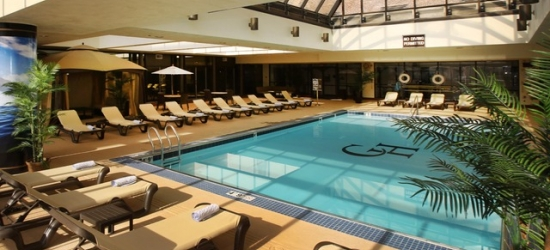 £38 per night | The Claridge - a Radisson Hotel, Atlantic City, New Jersey
