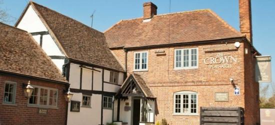 The Crown Inn, Playhatch, Oxfordshire