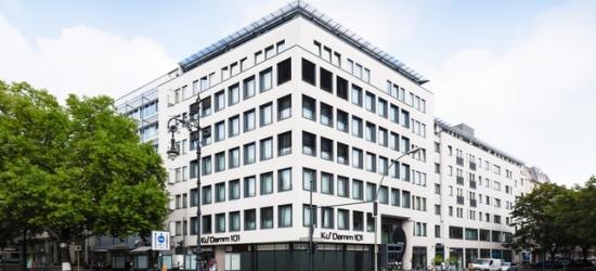 £63 per night | Ku' Damm 101, Berlin, Germany