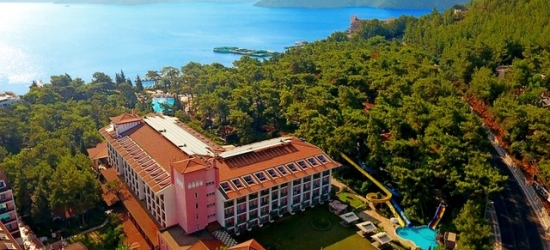 Stunning escape to Turkey's verdant coastline