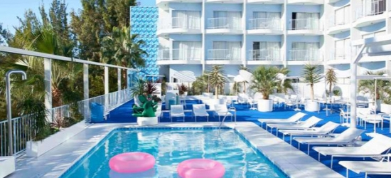 £126 per night | The Standard, Hollywood, Hollywood, California