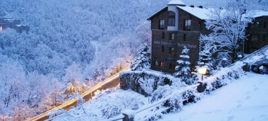Relaxed Andorra ski holiday with lift pass, Abba Xalet Suites Hotel, Andorra