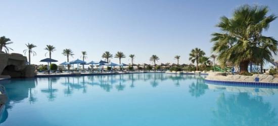 All-inclusive winter sun Egypt beach holiday with an aqua park, Sunrise Royal Makadi Aqua Resort, Hurghada