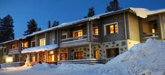 Ultimate Arctic Lapland getaway with a chic hotel, Levi Hotel Spa, Finland
