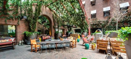 £78 per night | Hudson New York , Midtown Manhattan, New York City