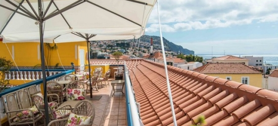 Charming Madeira getaway with airport lounge access, Sé Boutique Hotel, Portugal