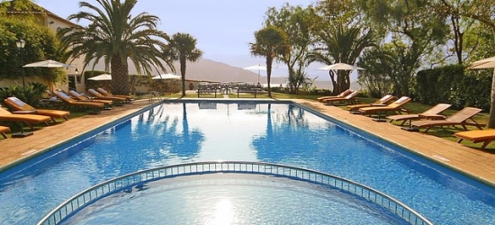 5* boutique Madeira holiday with airport lounge access, Quinta da Bela Vista, Portugal