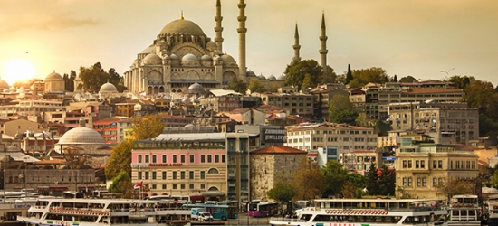 Istanbul city break with authentic foodie experience, Ottoman Hotel Imperial, Turkey