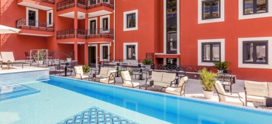 Chilled out Croatia summer escape, Hotel Cvita, Croatia