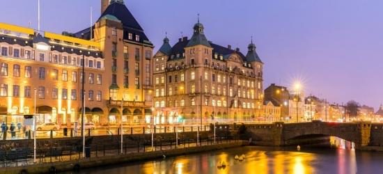 £67 per night | Elite Plaza Hotel, Malmö, Sweden