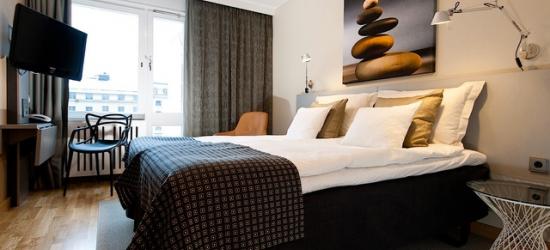 £68 per night | Hotel Birger Jarl, Stockholm, Sweden