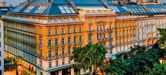 £165 per night | Grand Hotel Wien, Vienna, Austria