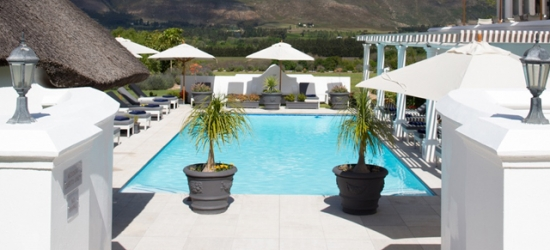 £369 per night | Mont Rochelle Wine Estate, Franschhoek, South Africa