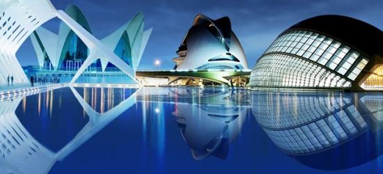 £63 per night | Silken Puerta Valencia, Valencia, Spain