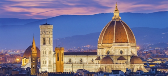 £95 per night | Hotel Cellai, Florence, Italy
