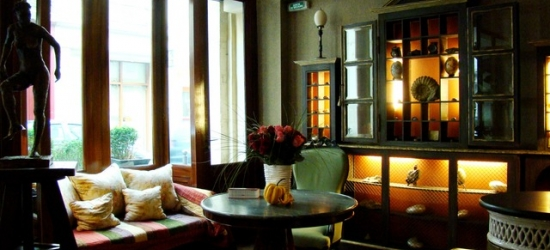 £109 per night | Paris - Superior room with boat cruise at the eclectic Hôtel Prince de Conti