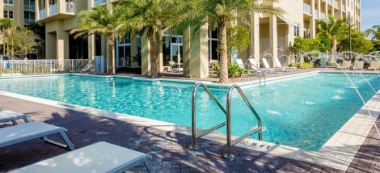 £77 per apartment per night   Mare Azur Grand Bay, Miami, Florida