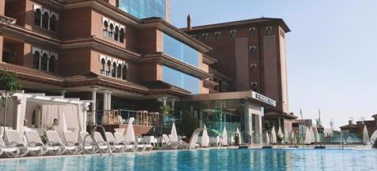 £54 per night | Granada Palace Hotel, Granada, Spain