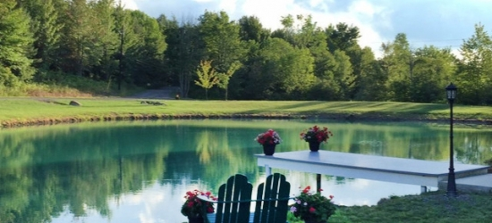 £107 per night | River Spring Lodge, Darien Center, New York