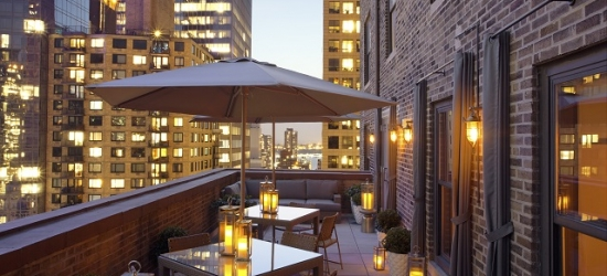£97 per night | Luxurious boutique hotel near Central Park, WestHouse Hotel, Midtown, New York