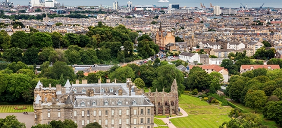 £95 per night | Stylish mystery Edinburgh hotel, Edinburgh, Scotland