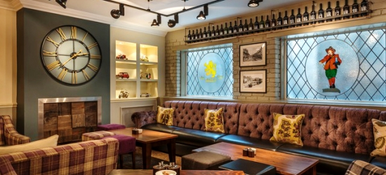 £59 per night | The Golden Lion Hotel & Restaurant, Saint Ives, Cambridgeshire