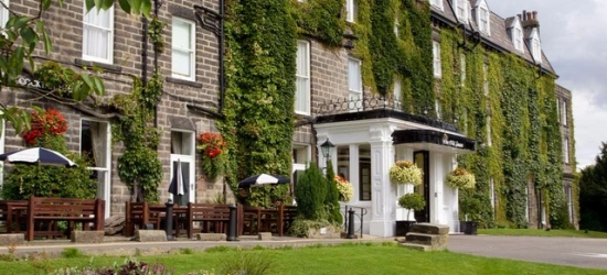 £109 per night | The Old Swan, North Yorkshire, Harrogate