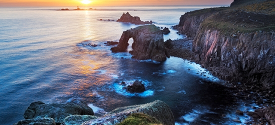 The Land's End Hotel, Land's End, Cornwall