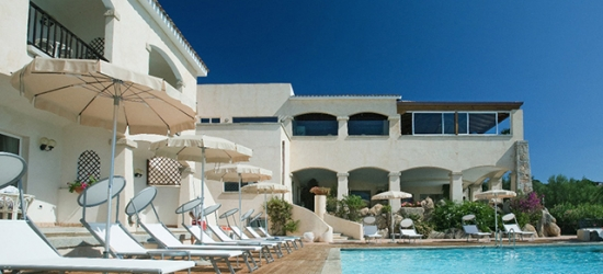 £92 per night | Hotel Petra Bianca, Costa Smeralda, Sardinia