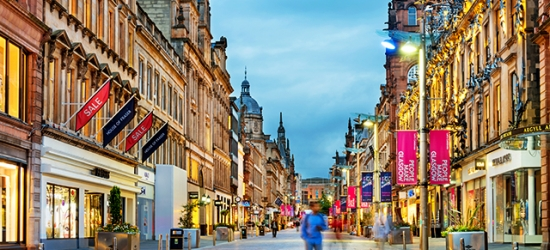 £79 per night | Fraser Suites Glasgow, Glasgow, Scotland