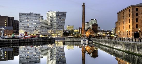 £79 per night   The Richmond, Liverpool, Merseyside