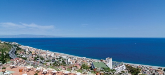 Picturesque Sicily holiday with sea views, Hotel Antares Olimpo, Sicily