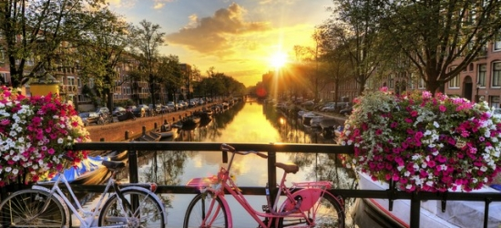 Enchanting Amsterdam & Brussels city hop with Christmas market dates, Hotel NH Amsterdam Centre & Hotel NH Collection Brussels Grand Sablon