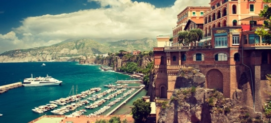 Serene Sorrento holiday with an optional Amalfi Coast tour, Hotel Michelangelo, Italy