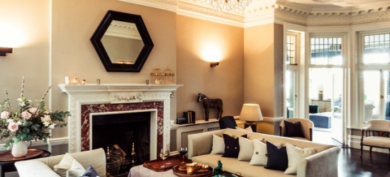 £89 per night | Merchants Manor, Falmouth, Cornwall