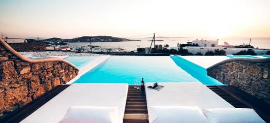 £300 per suite per night | Phos The Boutique, Santorini, Greek Islands