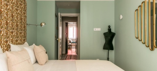 £84 per apartment per night | Almaria Edificio Ex-Libris, Lisbon, Portugal