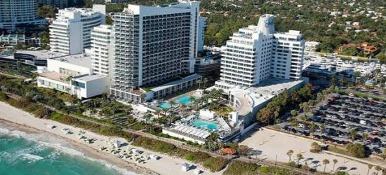 £157 per night   Eden Roc Miami Beach, Miami Beach, Florida