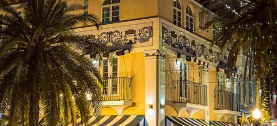 £77 per night   El Paseo Hotel, Miami Beach, Florida