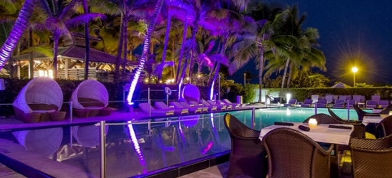 £106 per night | Glamorous all-suite art hotel in South Beach, Sagamore Miami Beach, Florida