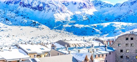 Scenic Andorra ski holiday with passes & optional equipment