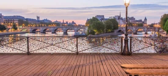 Paris city break with Eurostar travel & a river cruise, Grand Hotel Francais, France