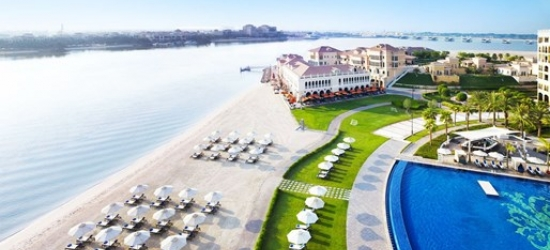 Luxury Abu Dhabi break with breakfast (based on 4), 25% off