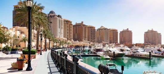 5-star Qatar city break, save 20%