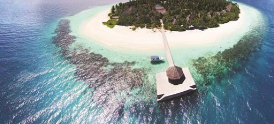 Maldives: 5-star beach villa escape with private pool