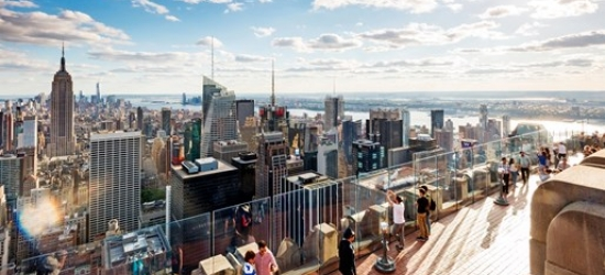 Deluxe 3-night New York City break